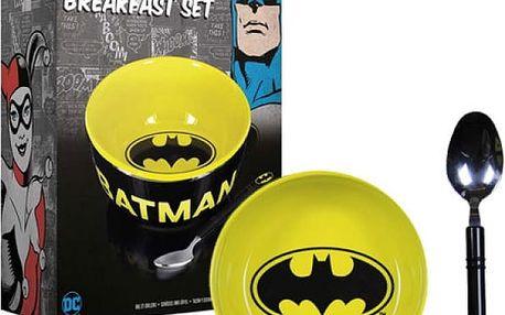 Miska a lžíce Batman