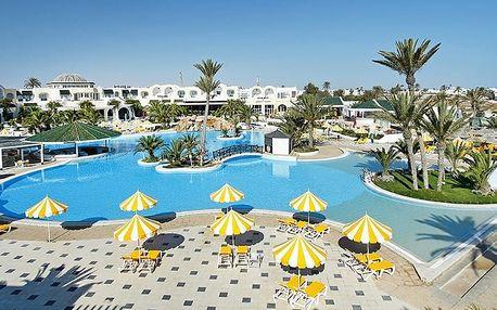 Tunisko - Djerba na 8 až 11 dní, all inclusive s dopravou letecky z Brna nebo Prahy