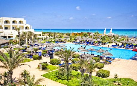 Hotel Magic Djerba Mare, Djerba, Tunisko, letecky, all inclusive