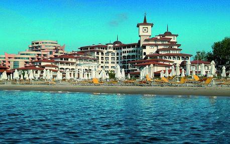 Bulharsko - Slunečné Pobřeží na 8 dní, all inclusive s dopravou vlastní