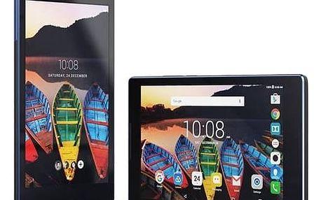 Dotykový tablet Lenovo TAB3 8 LTE (ZA180048CZ) černý Čistící gel ColorWay CW-5151 (zdarma)Software F-Secure SAFE 6 měsíců pro 3 zařízení (zdarma)SIM s kreditem T-Mobile 200Kč Twist Online Internet (zdarma) + Doprava zdarma