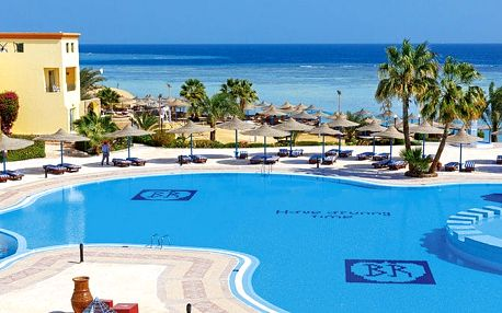 Hotel Blue Reef Resort, Marsa Alam, Egypt, letecky, all inclusive