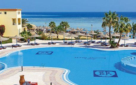 Hotel Blue Reef Resort, Marsa Alam, Egypt, letecky, all inclusive