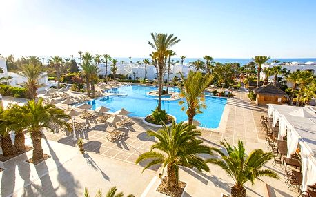 Hotel Seabel Aladin Djerba, Djerba, Tunisko, letecky, all inclusive