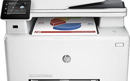 HP Color LaserJet Pro M277dw - B3Q11A + Poukázka OMV v ceně 500 Kč