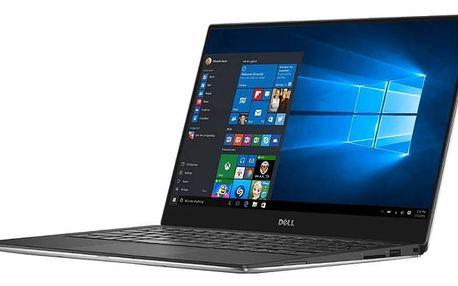 Dell XPS 13 (9360) Touch, stříbrná - TN-9360-N2-713S