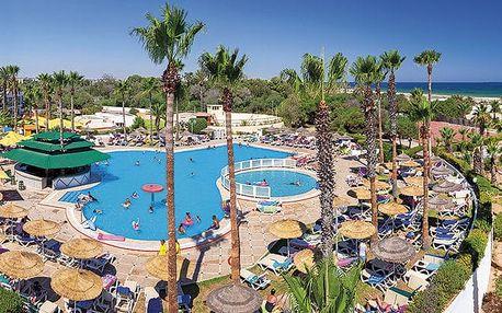 Hotel Tropicana, Tunisko pevnina, Tunisko, letecky, all inclusive