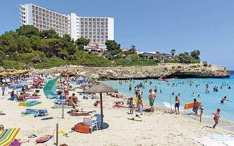 Hotel America, Mallorca, Španělsko, letecky, all inclusive