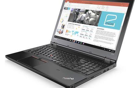 Lenovo ThinkPad L570, černá - 20J80020MC