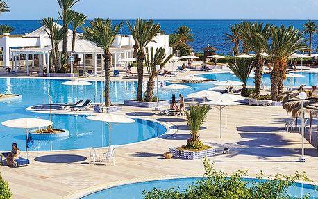 Hotel El Mouradi Djerba Menzel, Djerba, Tunisko, letecky, all inclusive