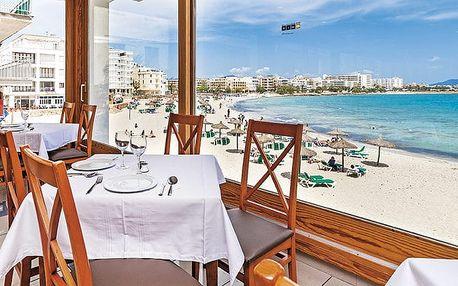 Hotel Mix Colombo, Mallorca, Španělsko, letecky, all inclusive