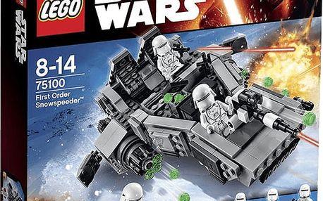 LEGO® Star Wars 75100 First Order Snowspeeder™ (Snowspeeder Prvního řádu)