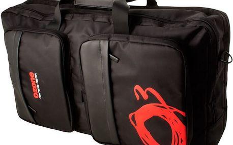 """Ozone taška na notebook LANPCK do 17,3"""", zamykatelný zip, extra prostorný - OZLANPCK"""