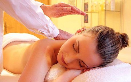 Hodinová masáž od Nevidomých masérů dle výběru