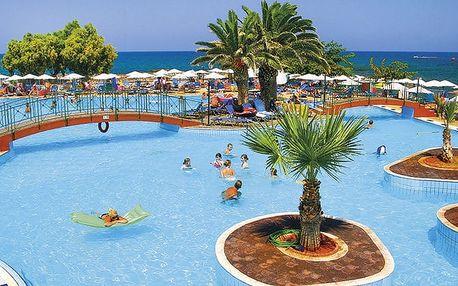 Hotel Eri Beach & Village, Kréta, Řecko, letecky, all inclusive
