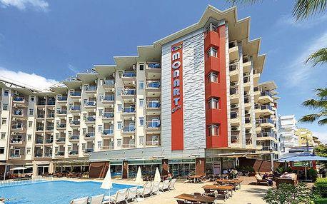 Hotel Monart City, Turecká riviéra, Turecko, letecky, all inclusive