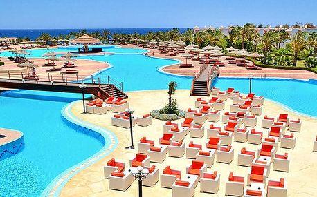 Hotel Fantazia Resort Marsa Alam, Marsa Alam, Egypt, letecky, all inclusive