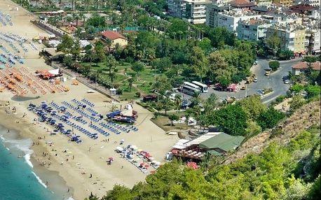 Turecko - Alanya na 8 dní, all inclusive s dopravou letecky z Brna nebo Prahy