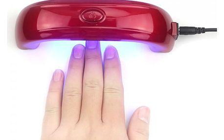Mini UV lampa na gelové nehty - dodání do 2 dnů