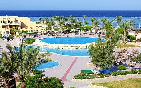 Hotel El Phistone Beach Resort, Marsa Alam, Egypt, letecky, all inclusive