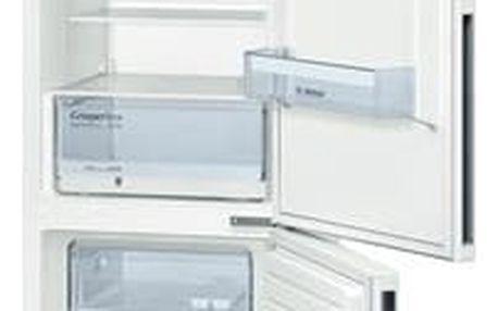 Kombinace chladničky s mrazničkou Bosch KGV39VW31 bílá
