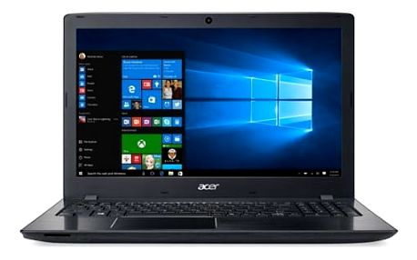 Notebook Acer E15 (E5-575G-56GP) (NX.GDWEC.041) černý