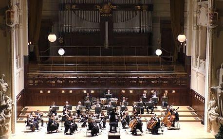 Galakoncert s melodiemi Johanna Strausse v Obecním domě na Praze 1