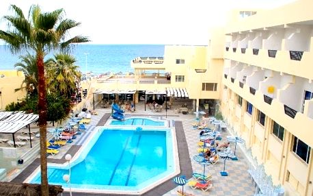 Tunisko - Sousse na 8 až 12 dní, all inclusive s dopravou letecky z Prahy