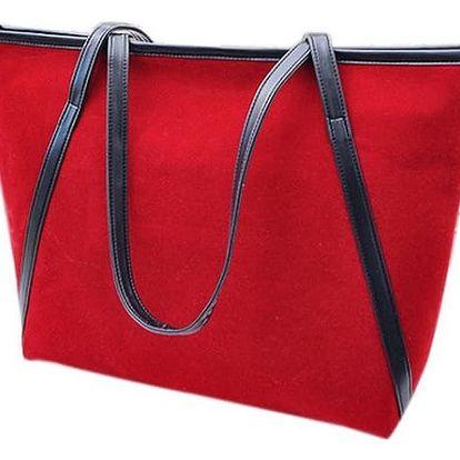 Dámská letní kabelka v pěti barvách