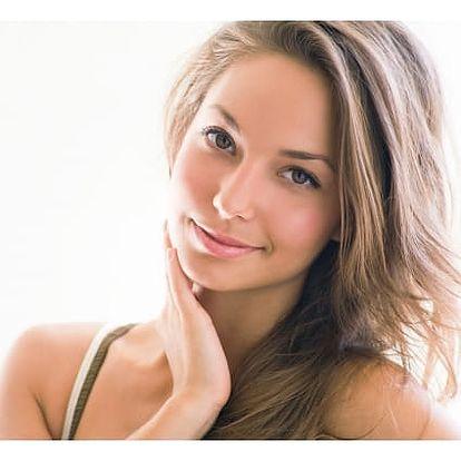 Čištění pleti či kosmetické ošetření s možností vyhlazení vrásek
