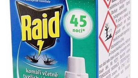 Odpuzovač hmyzu Raid tekutá náplň