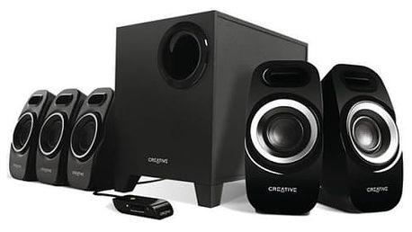 Reproduktory Creative Labs Inspire T6300 (51MF4115AA000) černá