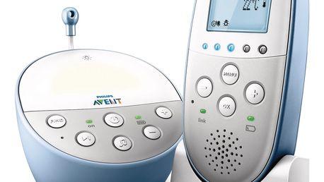 AVENT SCD570 - Digitální elektronická chůvička