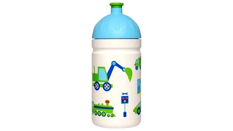 Zdravá láhev 0,5 l, autíčka