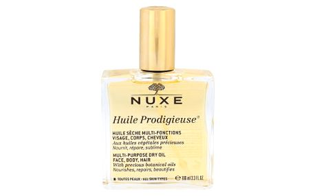 NUXE Huile Prodigieuse Multi Purpose Dry Oil Face, Body, Hair 100 ml tělový olej pro ženy