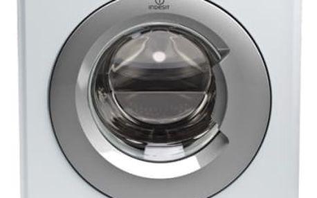 Automatická pračka se sušičkou Indesit Innex XWDA 751480X WSSS EU bílá