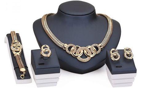 Sada šperků luxusního designu - dodání do 2 dnů