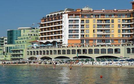Bulharsko - Nesebar na 8 až 10 dní, snídaně s dopravou letecky z Prahy