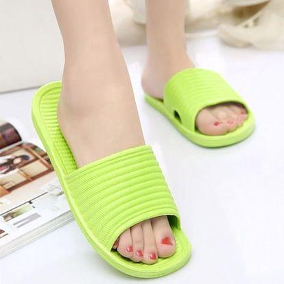 Pohodlné letní pantofle v 5 barvách