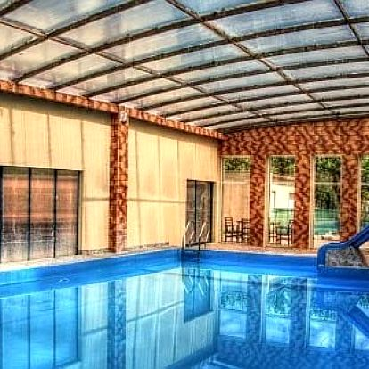Relax v Malých Bielicích: wellness a bazény