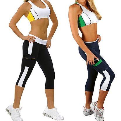 Dámské fitness kalhoty