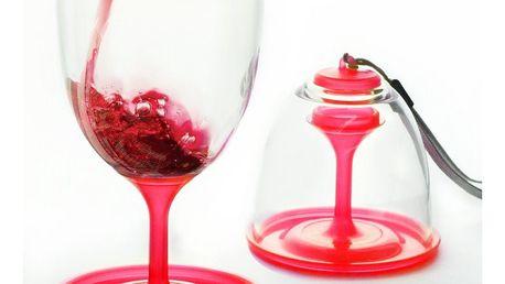 Sada skleniček na víno Asobo Stack N' Go