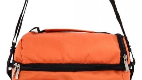 Termo taška s popruhem - 8 litrů - 6 barev