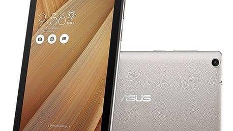 Dotykový tablet Asus Zenpad C 7.0 16GB (Z170C) - metalická (Z170C-1L029A) Software F-Secure SAFE 6 měsíců pro 3 zařízení (zdarma)