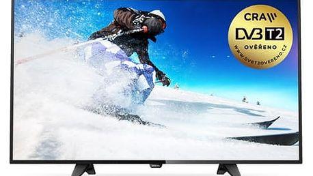 Televize Philips 43PFS4131 černá