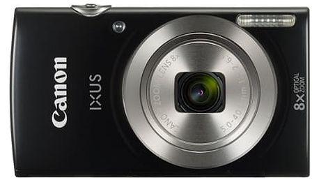 Digitální fotoaparát Canon 185 (1803C001) černý