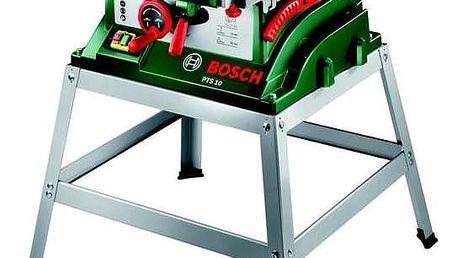 Pila stolní Bosch PTS 10 Facelift+podstavec + Doprava zdarma