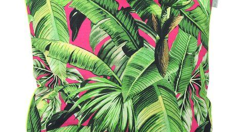 Povlak na polštář HF Living Pink Palm 50x50cm
