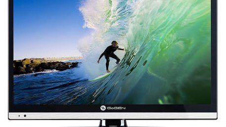 Gogen TVH 20A125 - 51cm - GOGTVH20A125 + Flashdisk A-data 16GB v ceně 200 kč