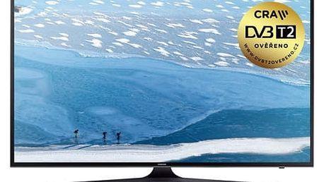 Televize Samsung UE55KU6072 černá